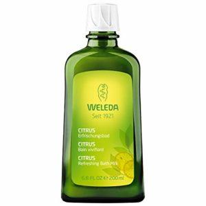 Weleda – 9709 – Bain vivifiant au Citrus – 200 ml
