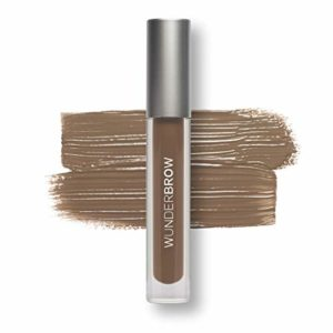 WUNDER2 WUNDERBROW – Gel à Sourcils Semi-Permanent, Waterproof, Sans Transfert, Longue Tenue, Teinte Brunette