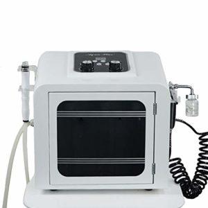 2 dans 1 machine de beauté de dermabrasion d'hydre de peau pour le rajeunissement de peau