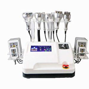 8 in 1 40 K Lipo Laser cavitation RF perdre du poids rf radiofréquence vide lipo Laser minceur machine, 8 tampons perte de poids beauté minceur Machine