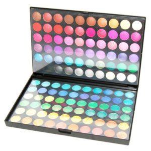 Accessotech Glow Palette de fards à paupières de 120 couleurs