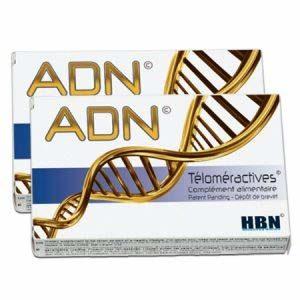 ADN-Astragale Pack Actif 2 boites de 30 comprimés