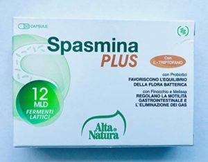 Alta Natura Spasmina Plus Complément Alimentaire 30 Opercules