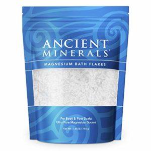 Ancient Minerals Magnesium Sel de Bain 750 g