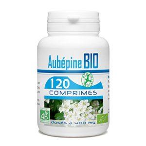 Aubépine Bio – 400 mg – 120 comprimés
