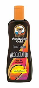 Australian Gold Dark – Lotion accélératrice de bronzage 250ml