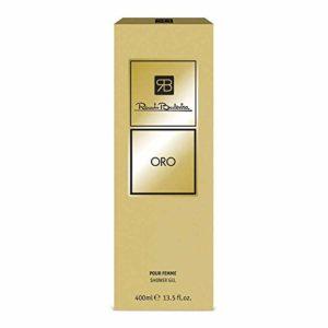 bain moussant oro gel femme 400 ml