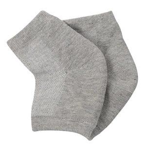 Chaussettes Talon Gel & # Xff0C; hydratant Vented orteil Nuit Jour Peau craquelée rigide à sec pour traitement Ensembles Ultimate Care Pieds