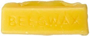 Cire d'abeille Bio (5 tablettes de 30g chacune) – 100% bio -idéal pour la confection de vos cosmétiques, baumes à lèvres , et bougies – cire de très haute qualité – filtré 3 fois