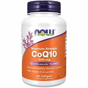 CoQ10 (600mg) 60 sgels