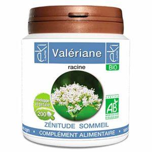 EKI LIBRE Valériane Bio 200 Gélules