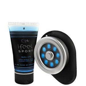 Feeligold I-Feel Sport Coffret Soin Global Cryo pour Corps Bleu 470