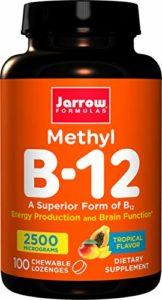 Jarrow Formulas de Méthyle B121