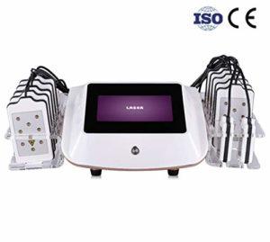 Laser de Lipolaser amincissant la diode de machine LLLT 650nm 14 système de protections de salon ou équipement de beauté de perte de poids d'utilisation à la maison