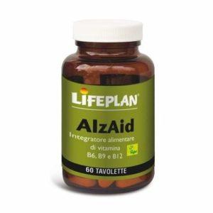 Lifeplan Alzaid 6-9-12 B complex 60 Tablets