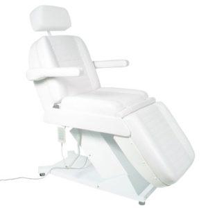 Lit esthétique électrique 4 moteurs, fauteuil de soins