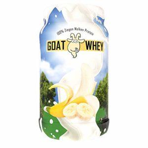 LSP Goat Whey (le petit-lait de la chévre) (Banane, 600g)