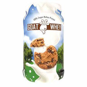LSP Goat Whey (le petit-lait de la chévre) (Biscuits et crème, 600g)