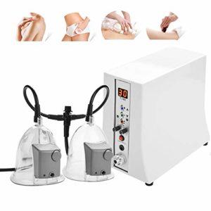 Massage de perfectionnement de sein, corps électrique formant la machine de massage de vide mettant au rebut le massage de dégraissage avec des ventouses(EU)