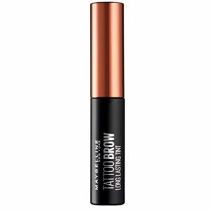 Maybelline New York Tattoo Brow Encre à  Sourcils Peel-Off 02 Medium Brown 4.6g