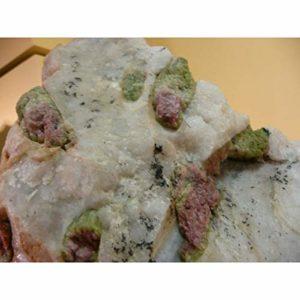 Pastèque et Tourmaline sur Matrice de quartz