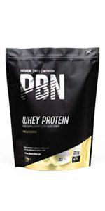 PBN Whey Protein Powder 1kg Vanilla