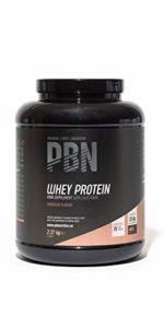 PBN Whey Protein Powder 2.27kg Chocolate