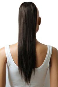PRETTYSHOP 60cm clip en extensions postiche extension de cheveux lisse résistant à la chaleur variation HC3a
