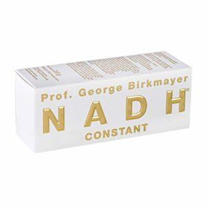 Prof. George Birkmayer NADH – Constant Energy (60 comprimés 20 mg NADH/Coenzym 1 par comprimé)