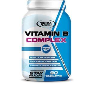 Real Pharm Vitamin B Complex 90 capsules