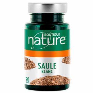 Saule blanc – 90 gélules – Douleurs avec l'aspirine végétale
