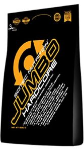 Scitec Nutrition Jumbo Hardcore gainer banane-yaourt 6120 g