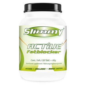 SLIMMY®, diète protéinée – SLIMMY® ACTIVE® Fatblocker, 360 capsule