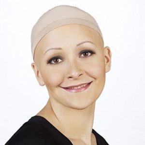 Sous bonnet pour perruque en bambou pour femme