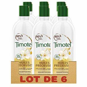 Timotei Shampooing Huiles Précieuses (Lot de 6x300ml)