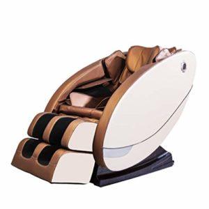XQGLL Chaise de Massage électrique Maison Corps Entier Luxe Automatique Intelligent Capsule Spatiale Multifonctionnel canapé Chaise