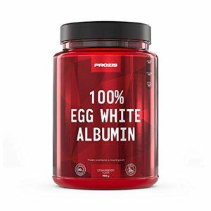 100% Egg White – Albumin 900 g Fraise