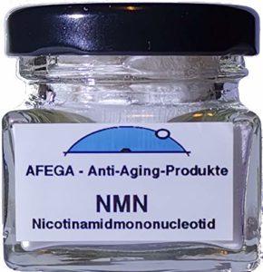 16 g NMN (Nicotiinamide Mononucleotide) dans le verre