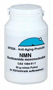 50 g NMN (Nicotiinamide Mononucleotide), Pureté à 99%