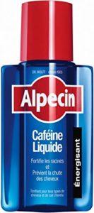 Alpecin Caféine Liquide, 1 x 200 ml – Lotion Liquide anti-chute – tonifiant