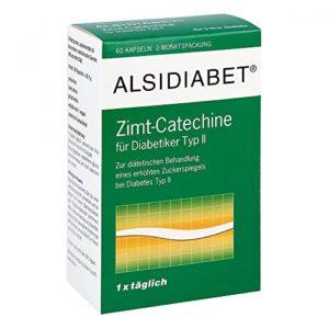 alsidiabet Cannelle catéchine F. Diabloskinz. Type II Capsules de ALSITAN GmbH & Co. KG