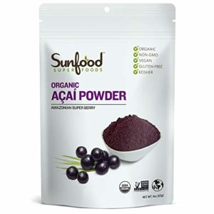Amazon Acai Powder 4 oz (113 g) – Sunfood