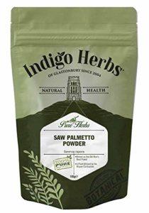 Baies de Sabal (Palmier nain) en poudre – 100g (Qualité assurée)