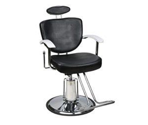 Barberpub Coiffure Coiffeur Chaise à selles Coiffure Création hydrau lisch Chaise