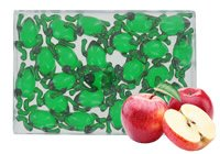 Boîte de 24 perles d'huile de bain fantaisies – Grenouille parfum pomme