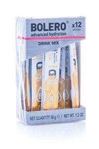 Bolero Poudre Sticks Banana 12 x 3 g