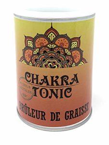 Chakra Tonic Bruleur de graisses thermogenique extra fort à base d'épices (et non de caféine) 180 capsules pour 30 jours