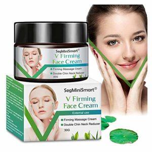 Crème liftante, V Lifting Cream,Crème raffermissante et sculptante pour le visage et le cou, V Forme Crème Lifting Raffermissante Hydratante Anti-rides
