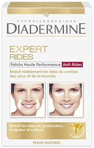 Diadermine – Patchs Anti-Rides Expert Rides 3D – 12 patchs