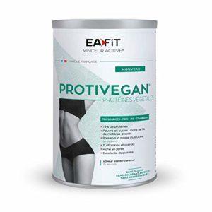 EAFIT Protivegan Protéine Vanille Caramel 450 g